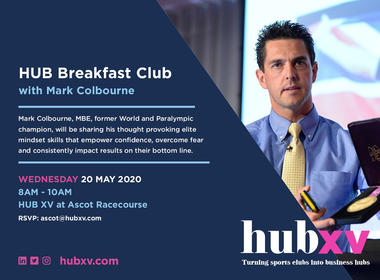 HUB Breakfast Club with Mark Colbourne