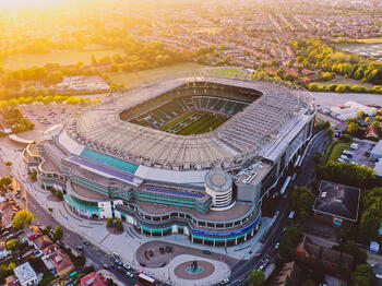 Coworking space Twickenham Stadium Business Hub
